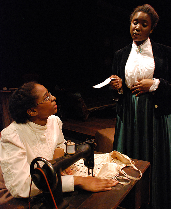 Intimate Apparel - 2012