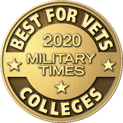 2020 Best for Vets Colleges