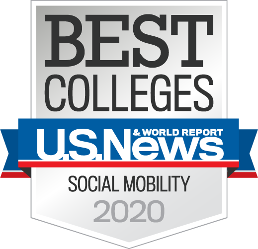 best colleges Social Mobility 2020