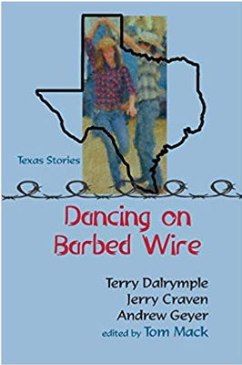 Dancing on Barbed Wire book cover