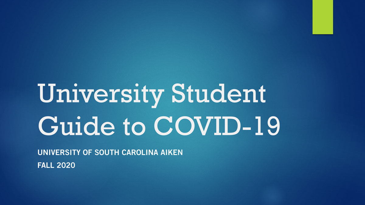 Student Guide to COVID-19
