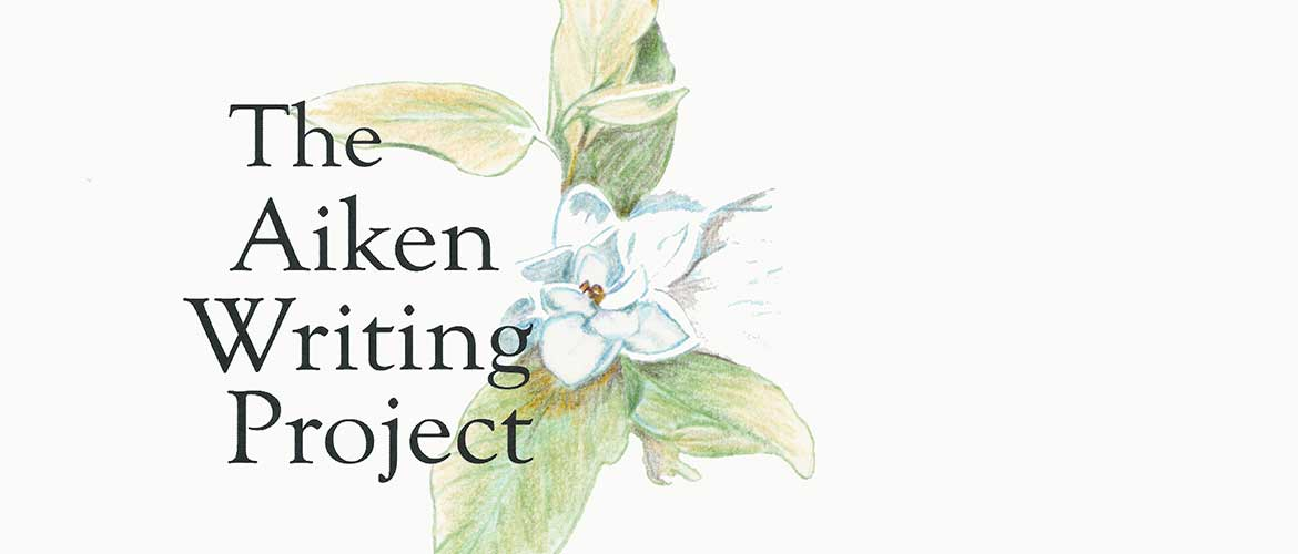Aiken Writing Project header