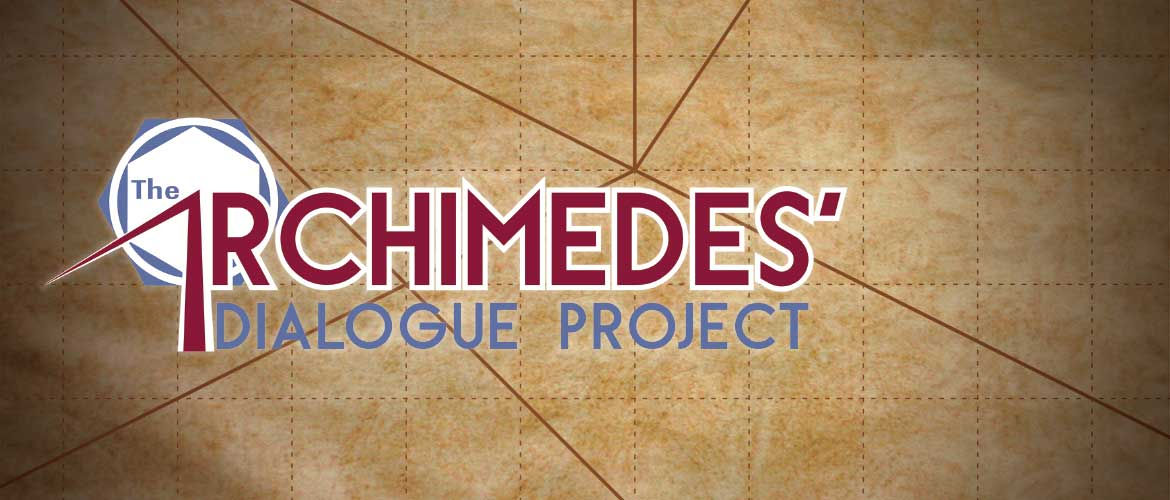 Archimedes' Dialogue Project header