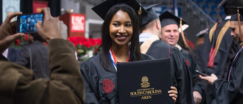 Usc Graduation Speaker 2020.Graduation Usc Aiken