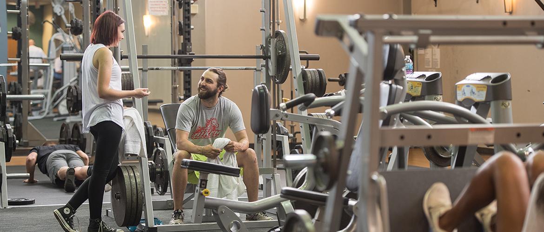 Campus Recreation and Wellness - USC Aiken